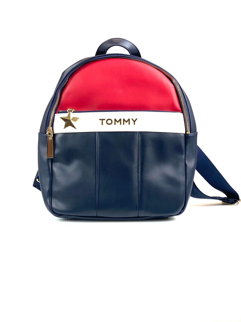 Sale Tommy Hilfiger Payton Color Block Backpack - Multi