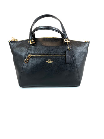 Coach Prairie Satchel Black
