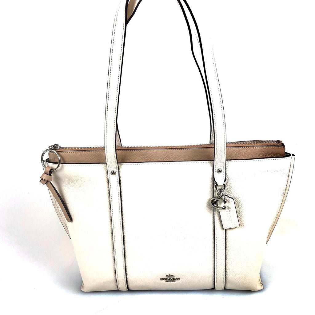 Coach May Leather Tote