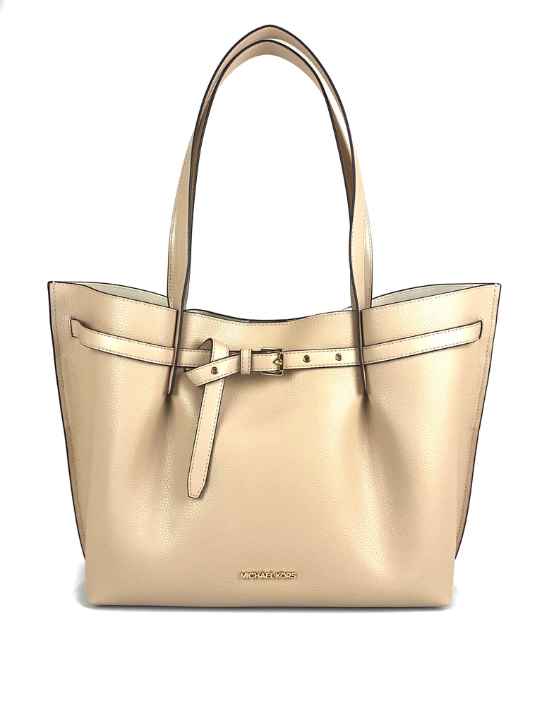 Michael Kors Emilia Large Tote - Buff