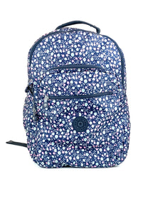 Kipling Seoul Backpack - Floral Rush