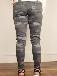 Democracy Camo Jeggings Grey 8X2R