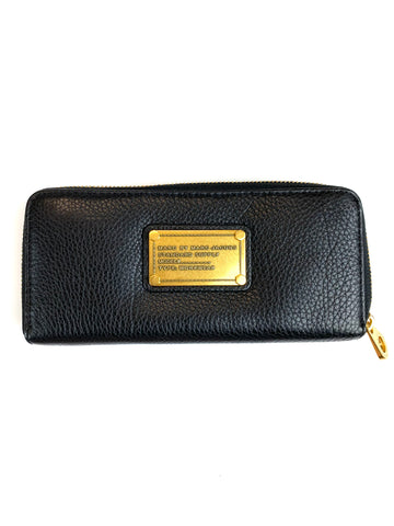 Marc Jacobs Wallet Black