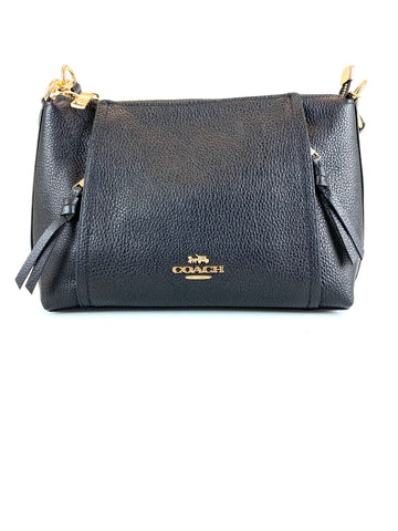 Coach Marlon Satchel Black