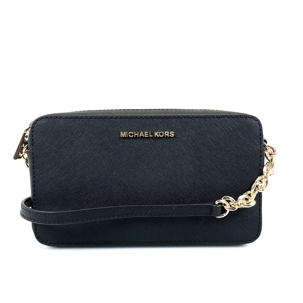 Michael Kors Medium EW Crossbody Black