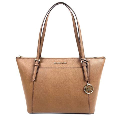 Michael Kors Luggage Tote Brown