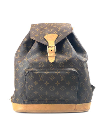 Louis Vuitton Back Pack Montsouris