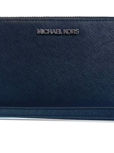 Michael Kors Jet Set Phone Wallet - Black