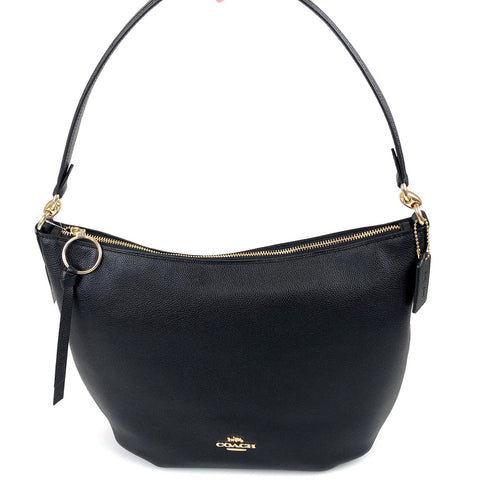 Coach Skylar Hobo Black