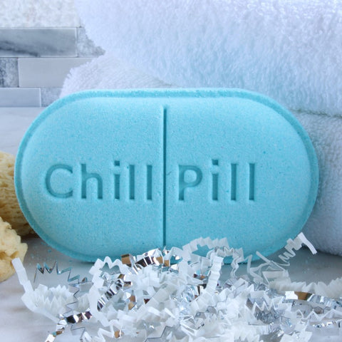 Chill Pill Bath Fizzy