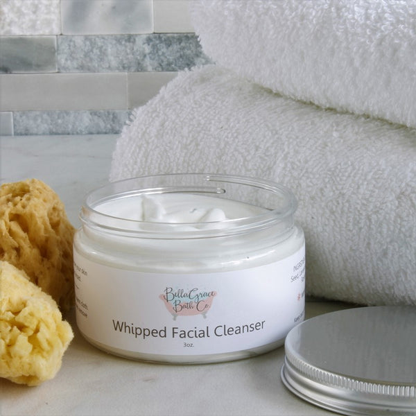 Whipped Facial Cleanser