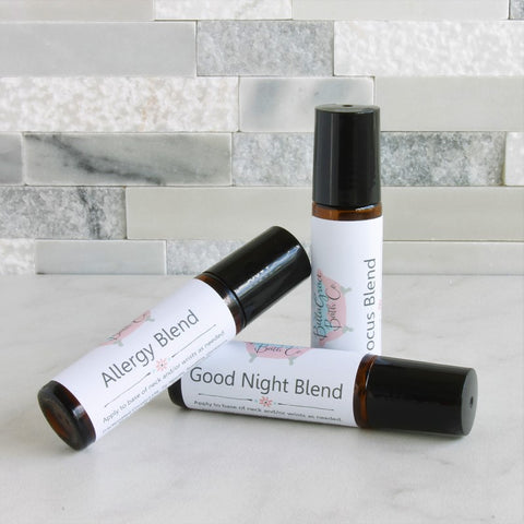 Essential Oil Blend Roller