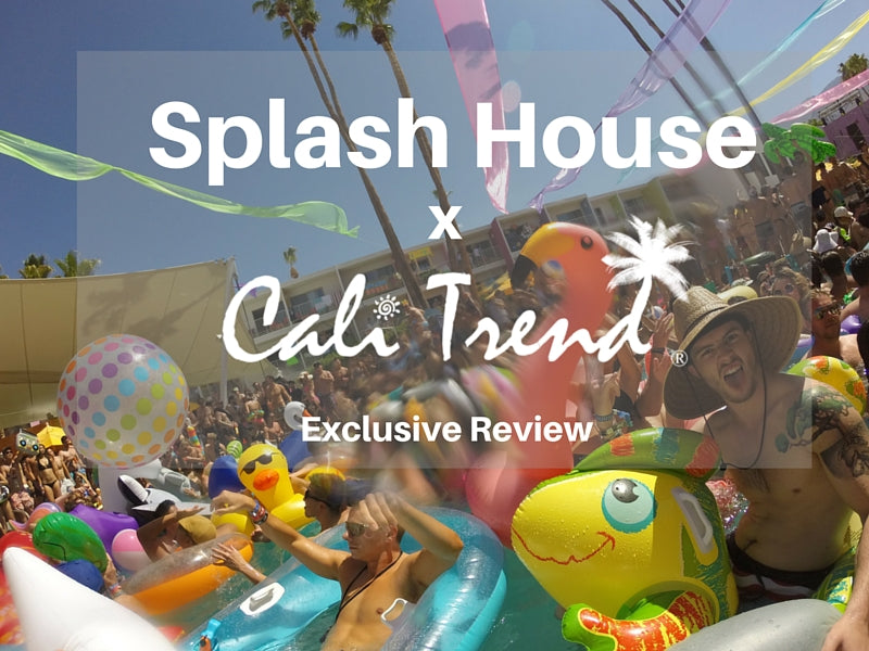 Splash House Music Festival June 2016 Review