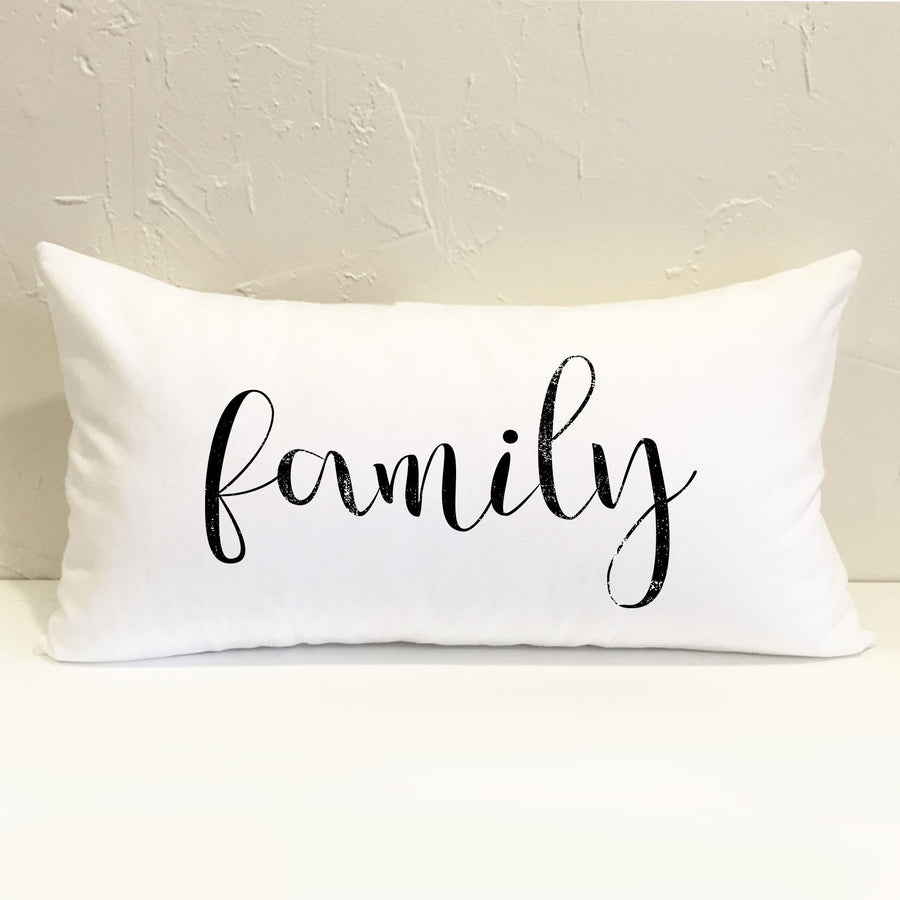 Family Pillow