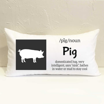 Farm Pig Pillow