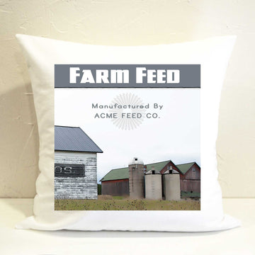 Feed Co. Pillow