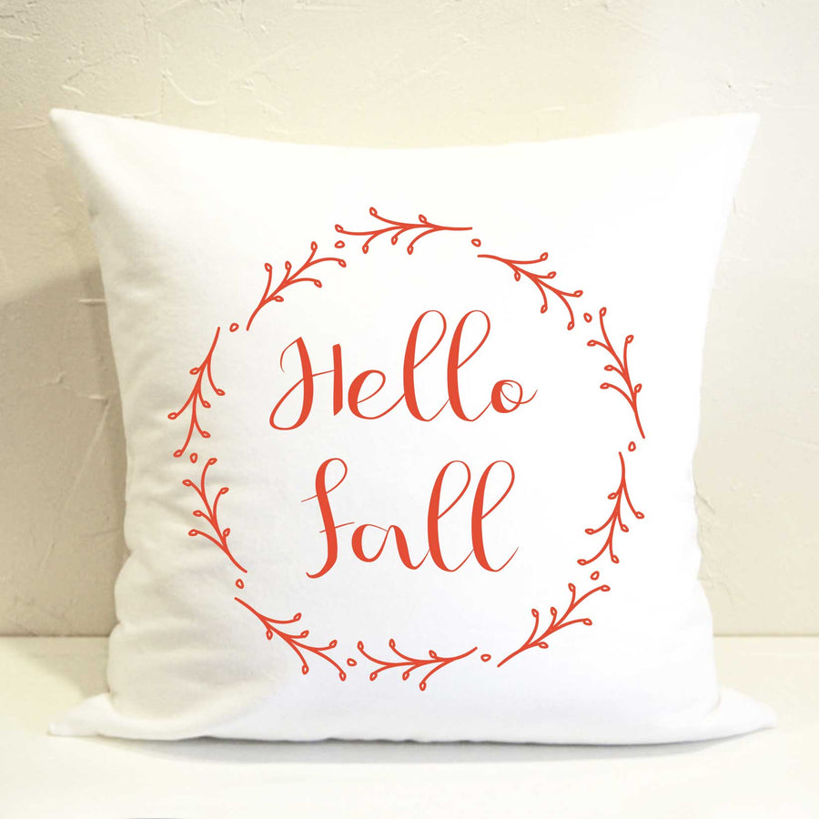 Hello Fall Pillow