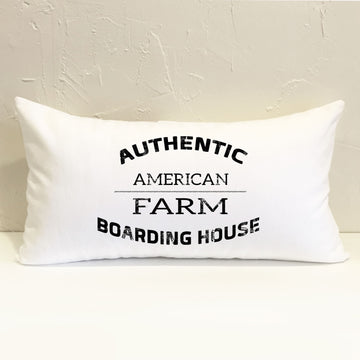 Boarding House Pillow