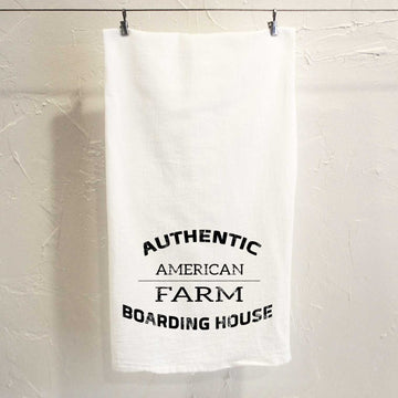 Boarding House Tea Towel