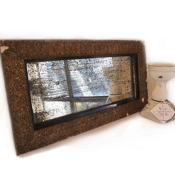 Vintage Picture Frame with Mirror