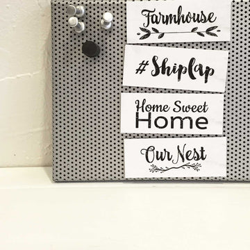 Farmhouse Magnets