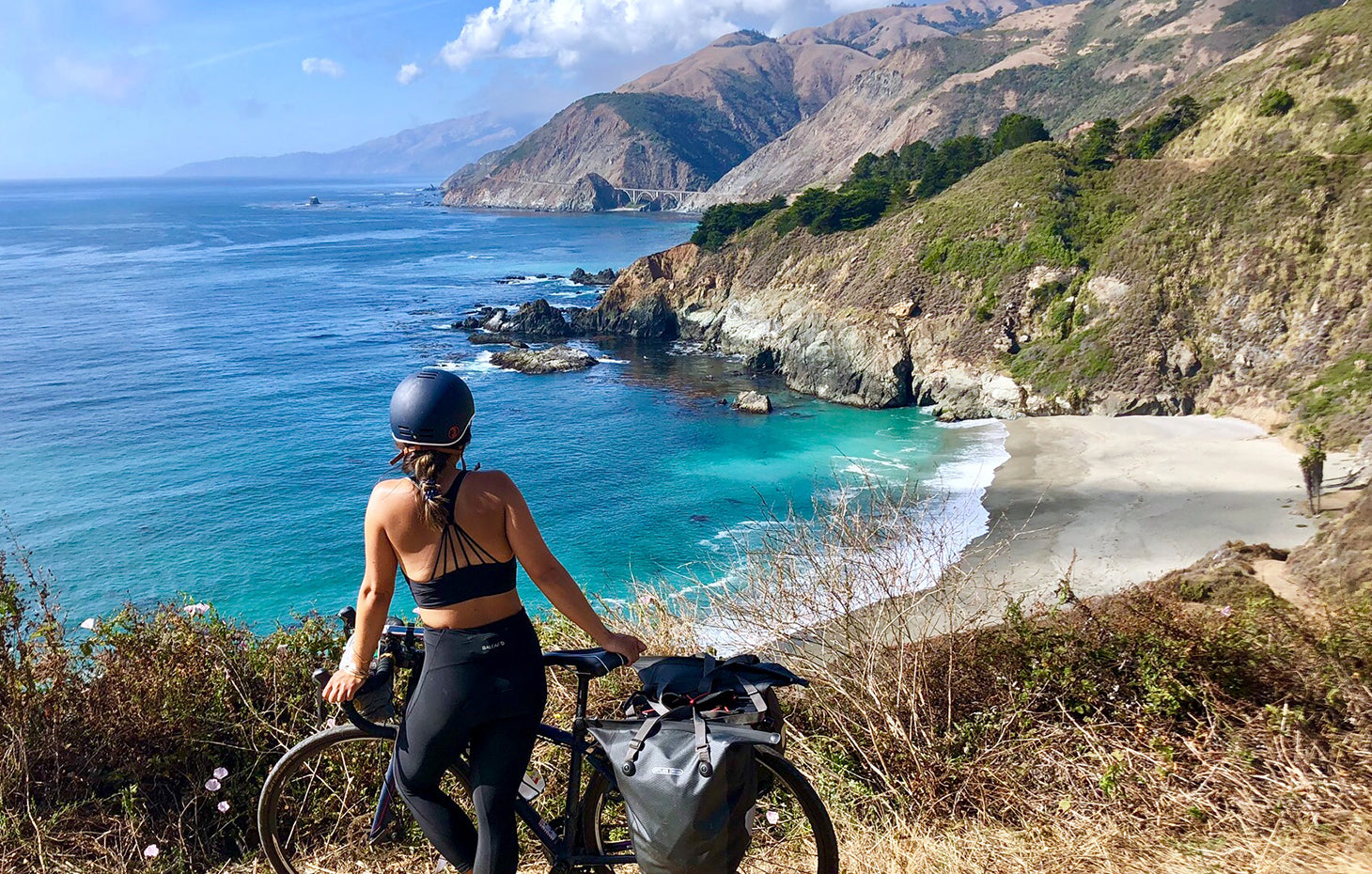 AN EPIC RIDE WITH LAUREN HANANO