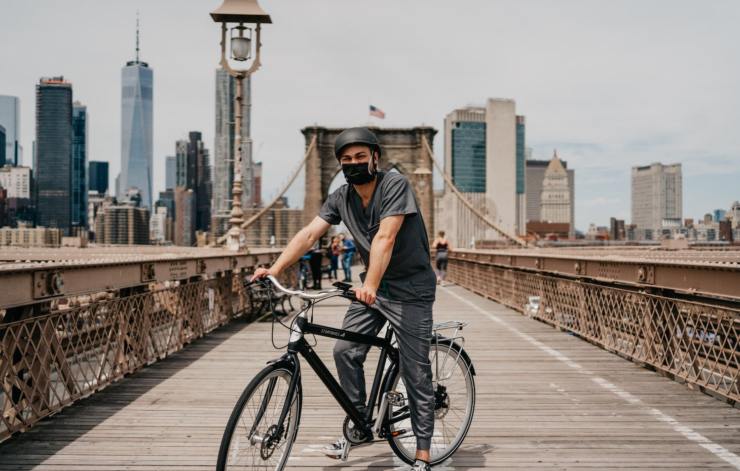 A CLOSER LOOK AT BICYCLE HELMET LAWS IN NEW YORK CITY