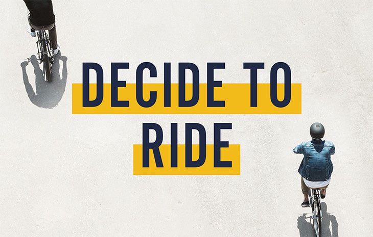 #DECIDETORIDE 2019