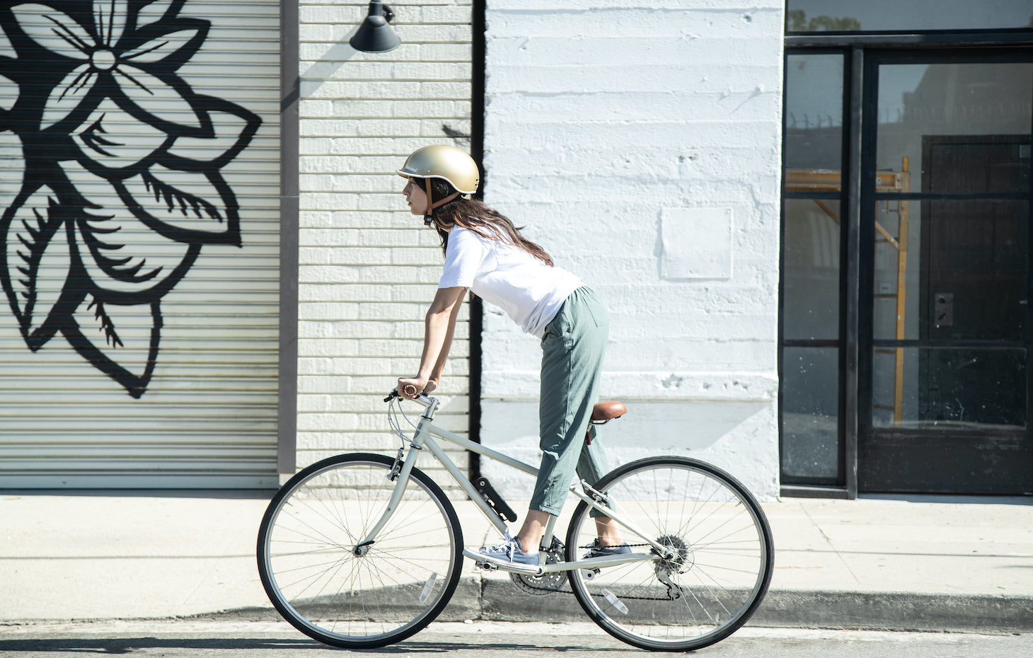 SHOULD YOU WEAR A BIKE HELMET?