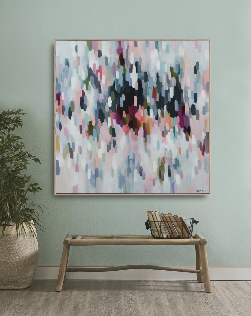 Flos Series Autumna -  Limited edition Canvas Print