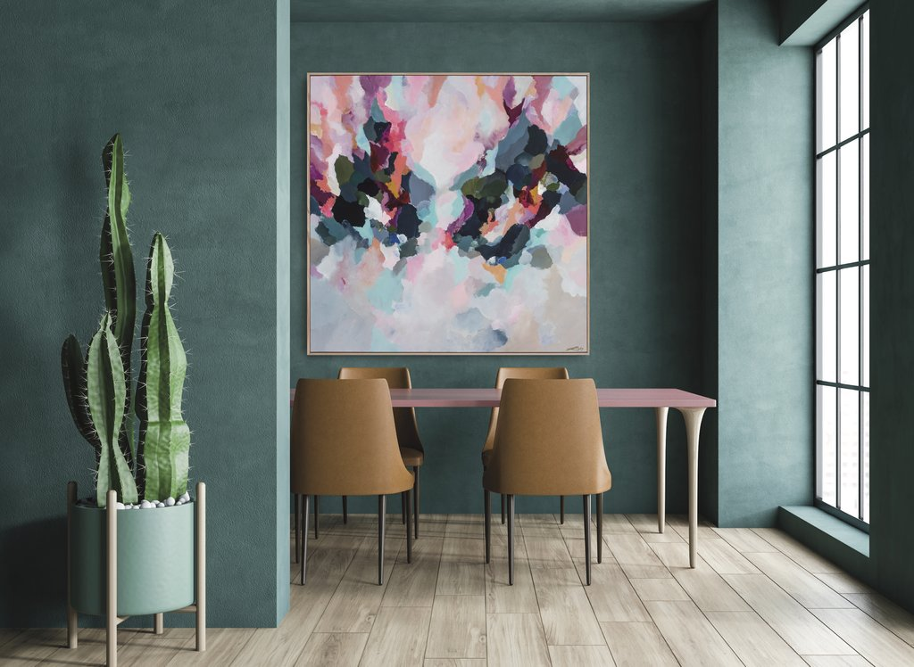 Ardens Animus -  Limited edition Canvas Print
