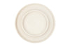 Large Concrete Round Tray - White
