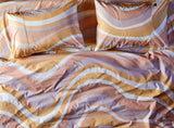 Ripple Cotton Quilt Cover