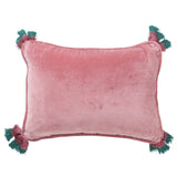Dusty Pink Velvet Souk Cushion
