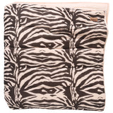 Zebra Crossing Quilted Bedspread