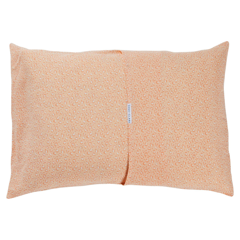 Ajo Linen Pillowcase Set - Melon