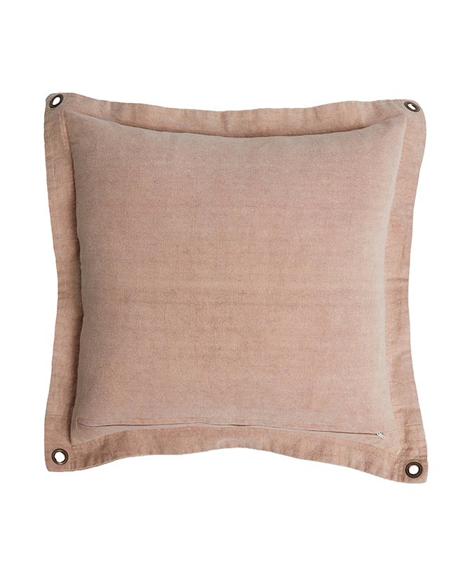 Highlander Cushion - Dusty Pink