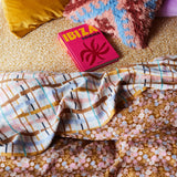 Hayfolk Linen Quilt Cover