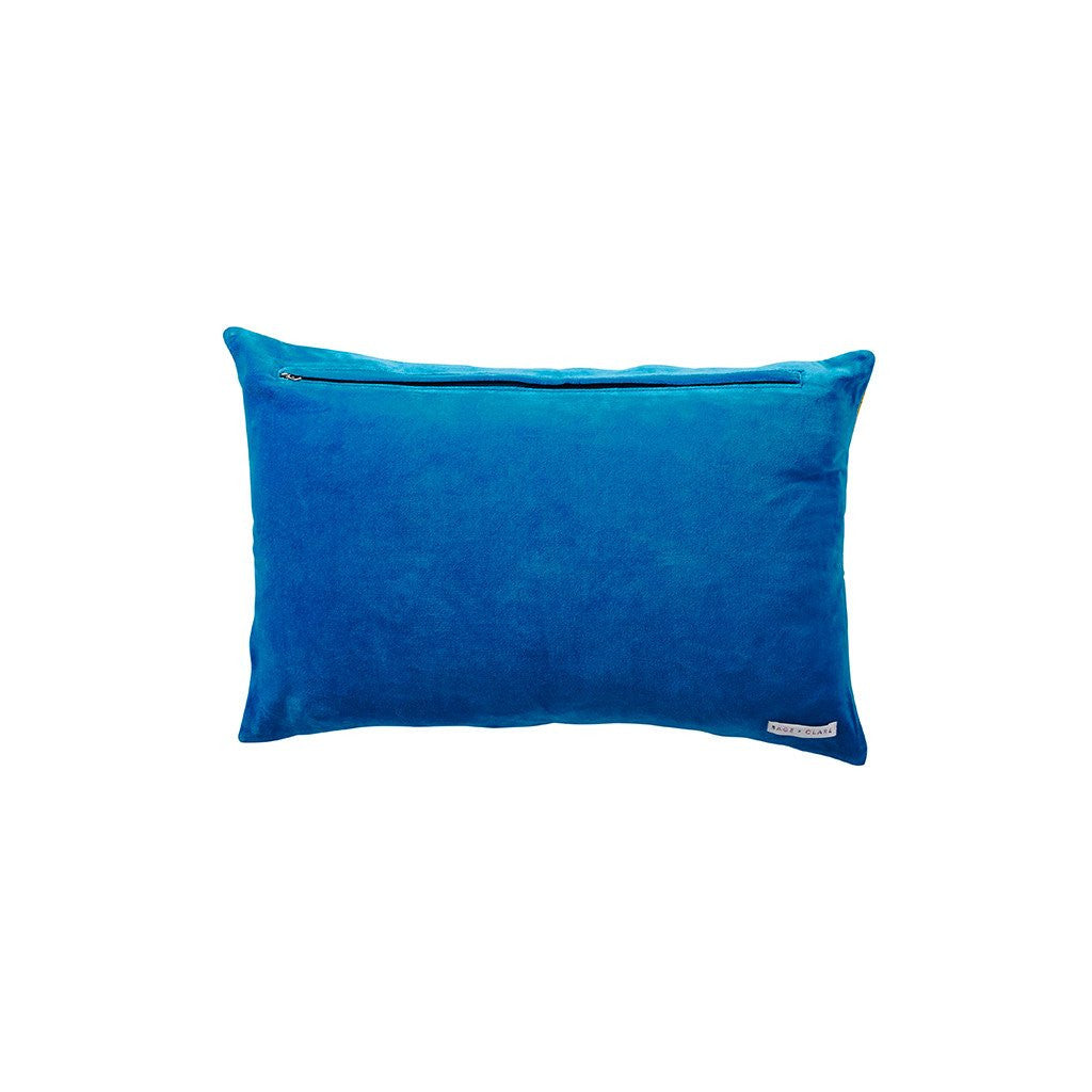 Henrietta Chainstitch Cushion