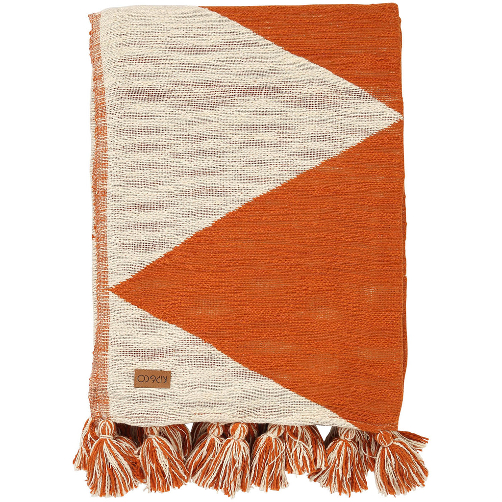 Hola Tassel Throw