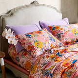 Pinky Field of Dreams Pillowcase Set