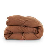 Tobacco Duvet Cover