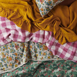 Florence & Winifred Floral Double Sided Quilt