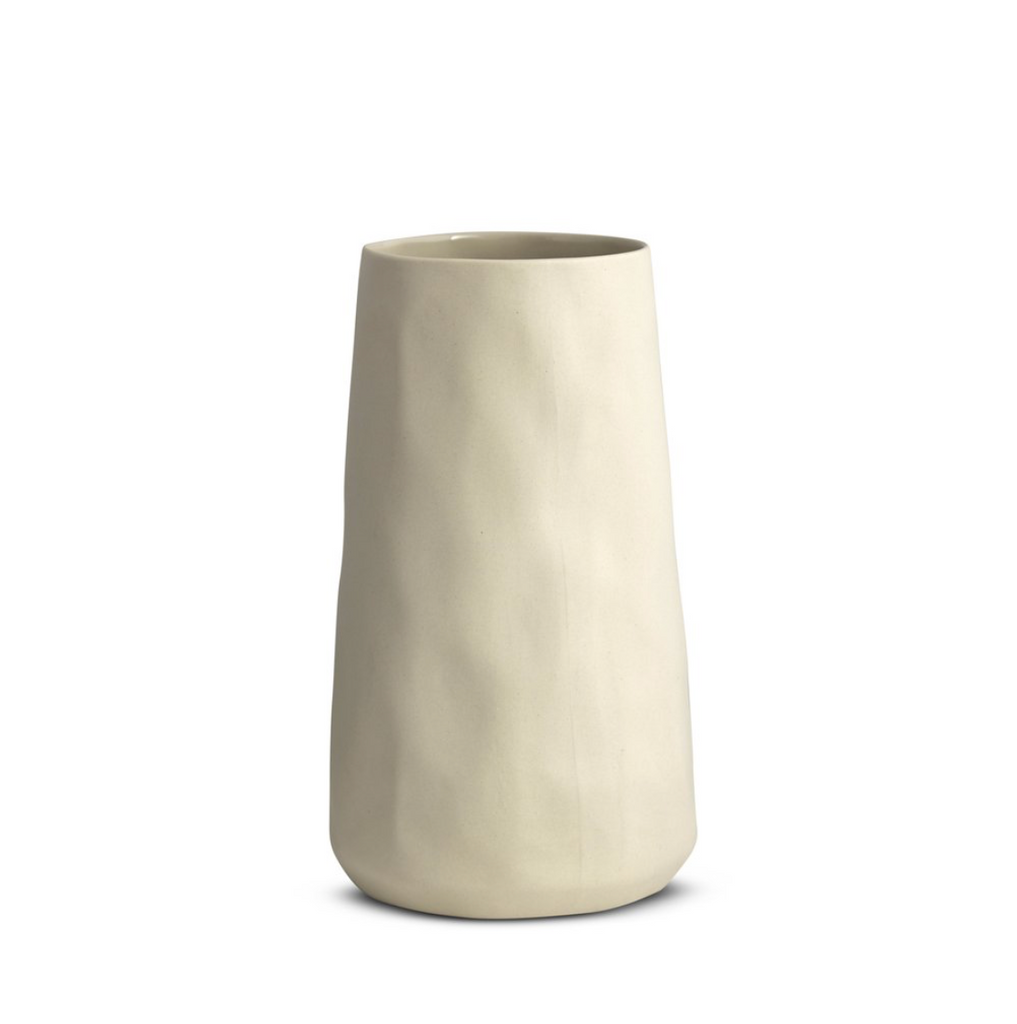 Cloud Tulip Vase Chalk - XL