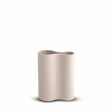 Smooth Infinity Vase Nude -  SMALL