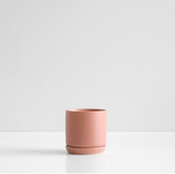 Small Oslo Planter - Dusty Rose