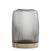 Pleat Vase Storm - XL