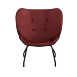 Halo Wingback Armchair - Assorted Colours
