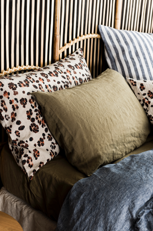 Leopard Pillowcase Set