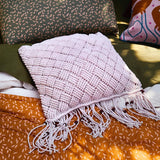Taman Basketweave Cushion